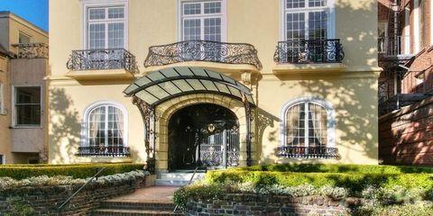 Window, Property, Facade, Real estate, House, Building, Home, Fixture, Arch, Door,