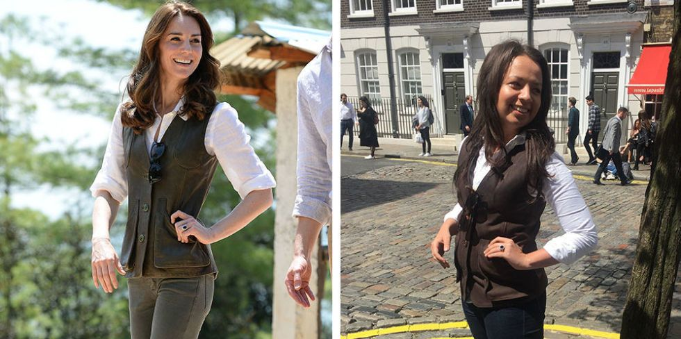 I Dressed As Kate Middleton for a Week, and This Is What Happened
