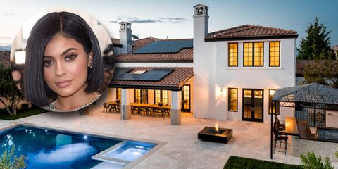 Kylie Jenner Home - Home Tour