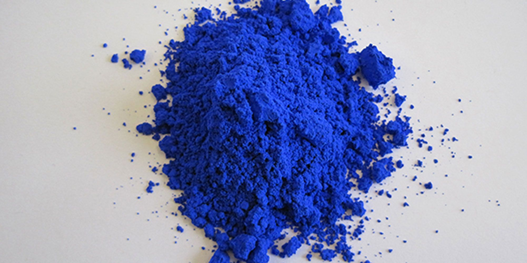 "Scientists Have Discovered a Brand New, ""Near-Perfect"" Shade of Blue"