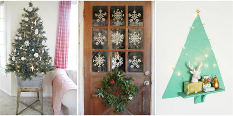 7 Holiday Decorating Ideas For Small Spaces
