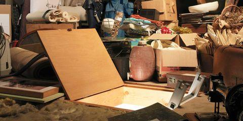 Bag, Box, Machine, Craft, Market, Pottery,