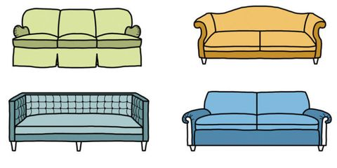 10 Sofa Styles for Every Space
