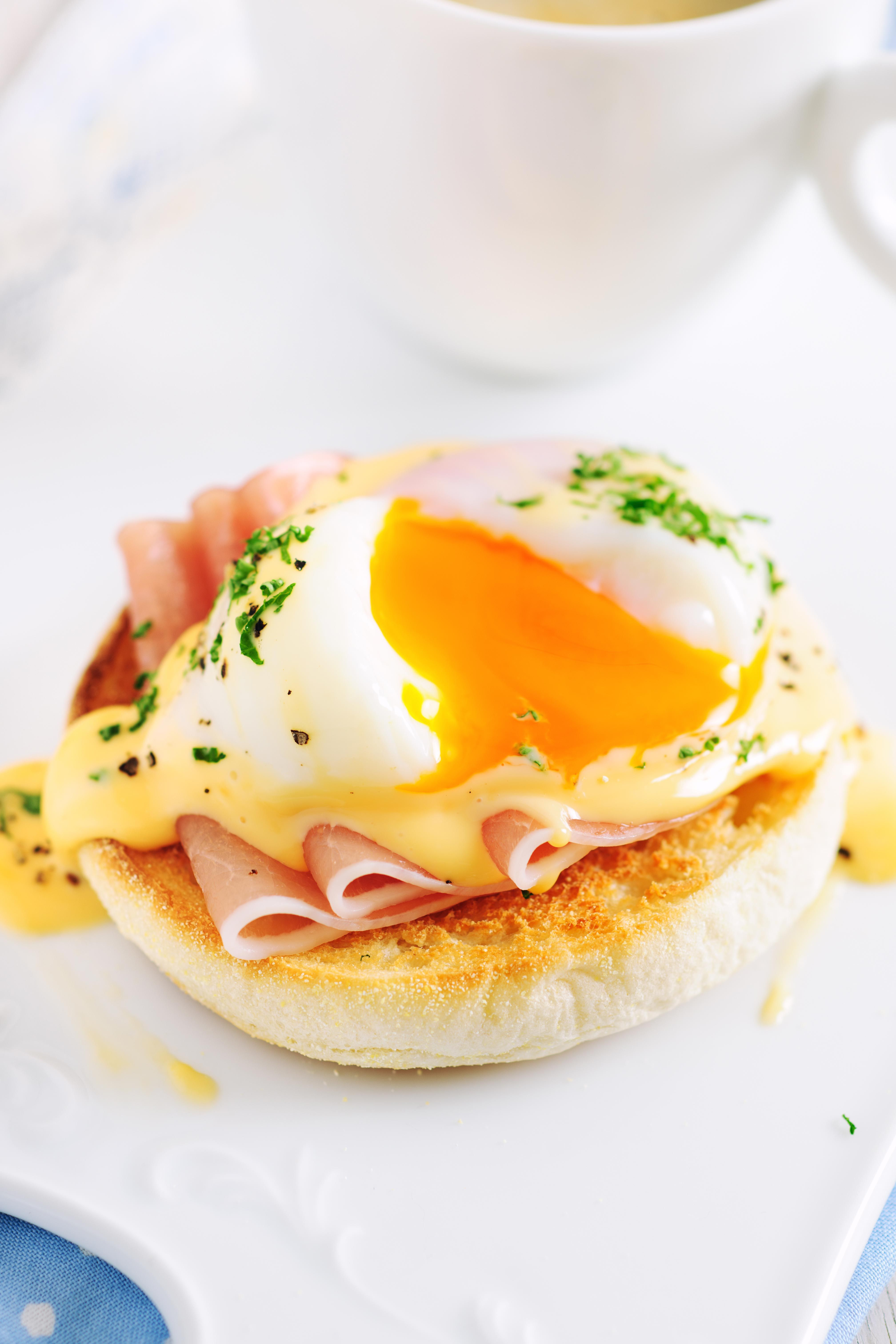 most popular food eggs benedict