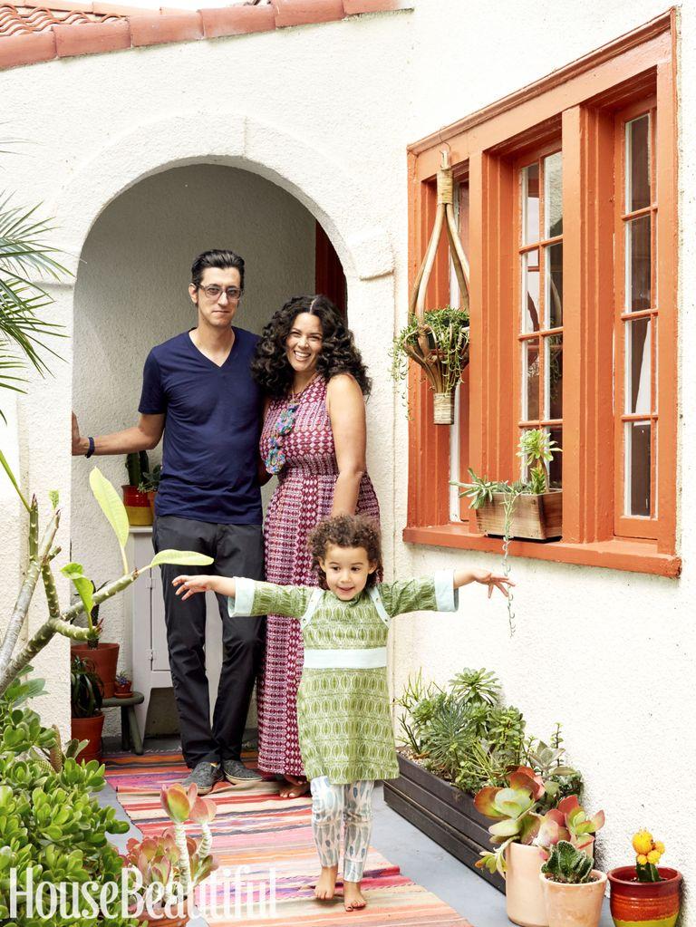 The Jungalow Home Tour Justina Blakeney S Bohemian House