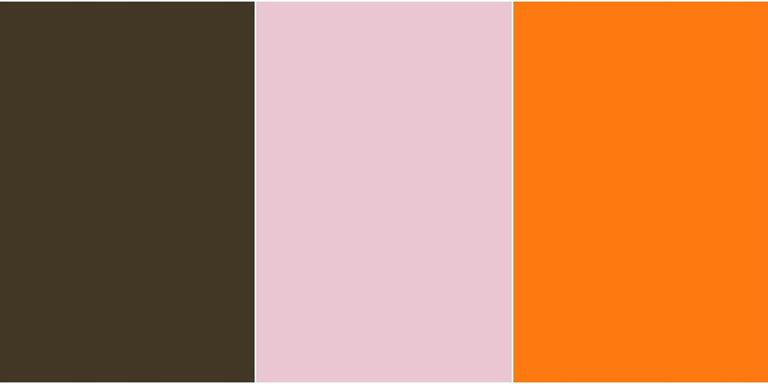 peach paint colorsWorst Paint Colors  Ugly Home Colors According to Research