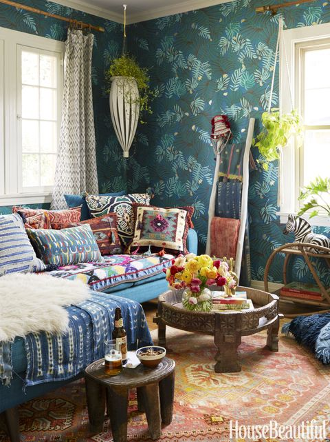 70 Best Living Room Decorating Ideas Designs HouseBeautifulcom