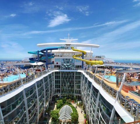 cruise ship park