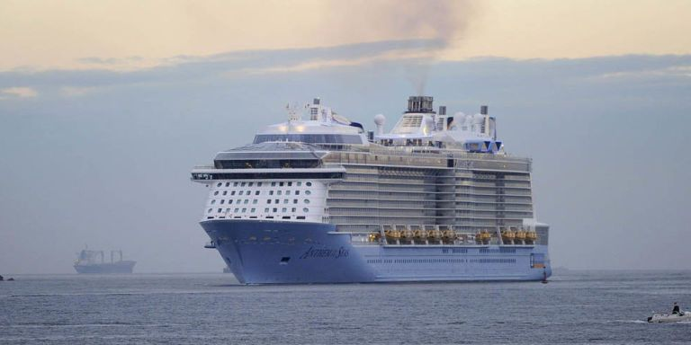 Biggest Cruise Ships In The World The World S Largest