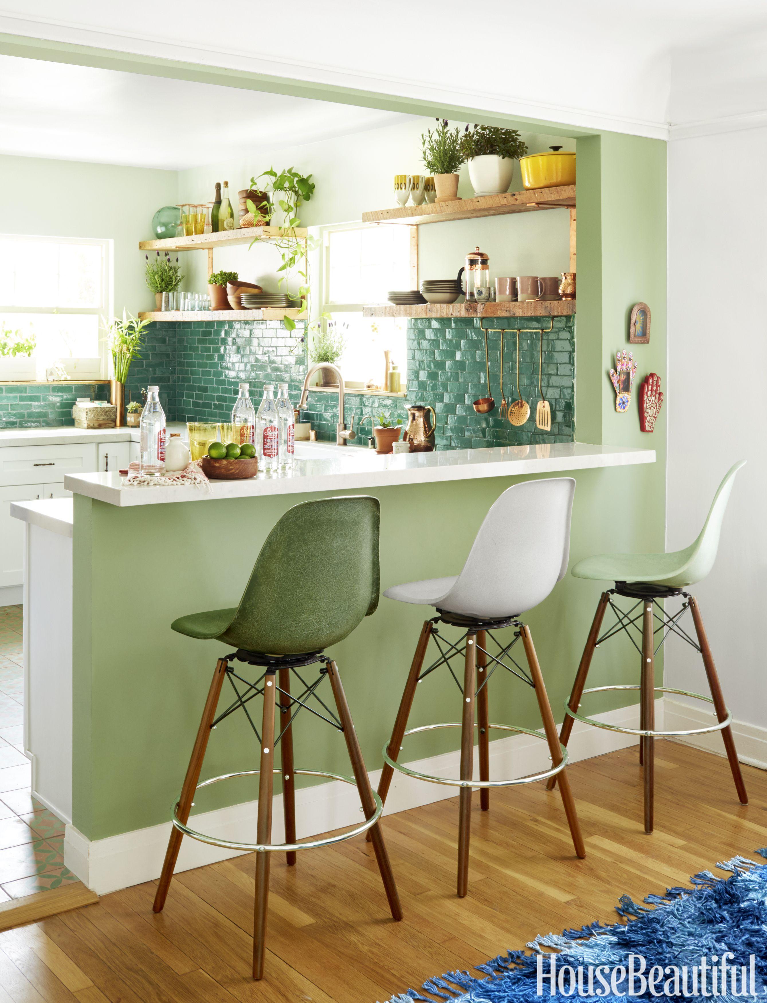 Justina Blakeney Jungalow Kitchen Counter