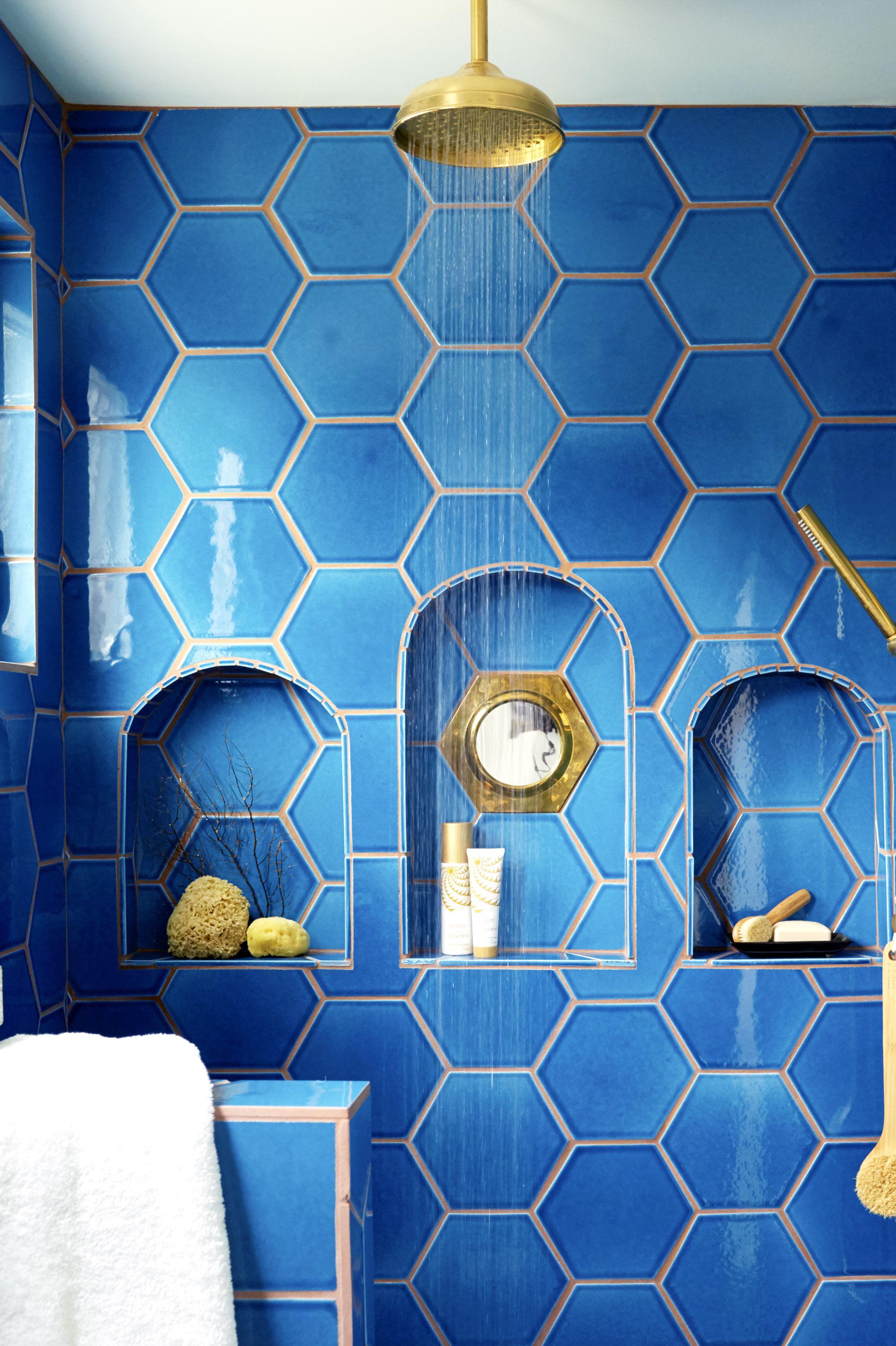 The Most Fun Bathroom Tile Ideas Ever