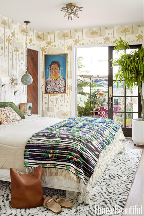 20 Bohemian Decor Ideas - Boho Room Style Decorating and ...