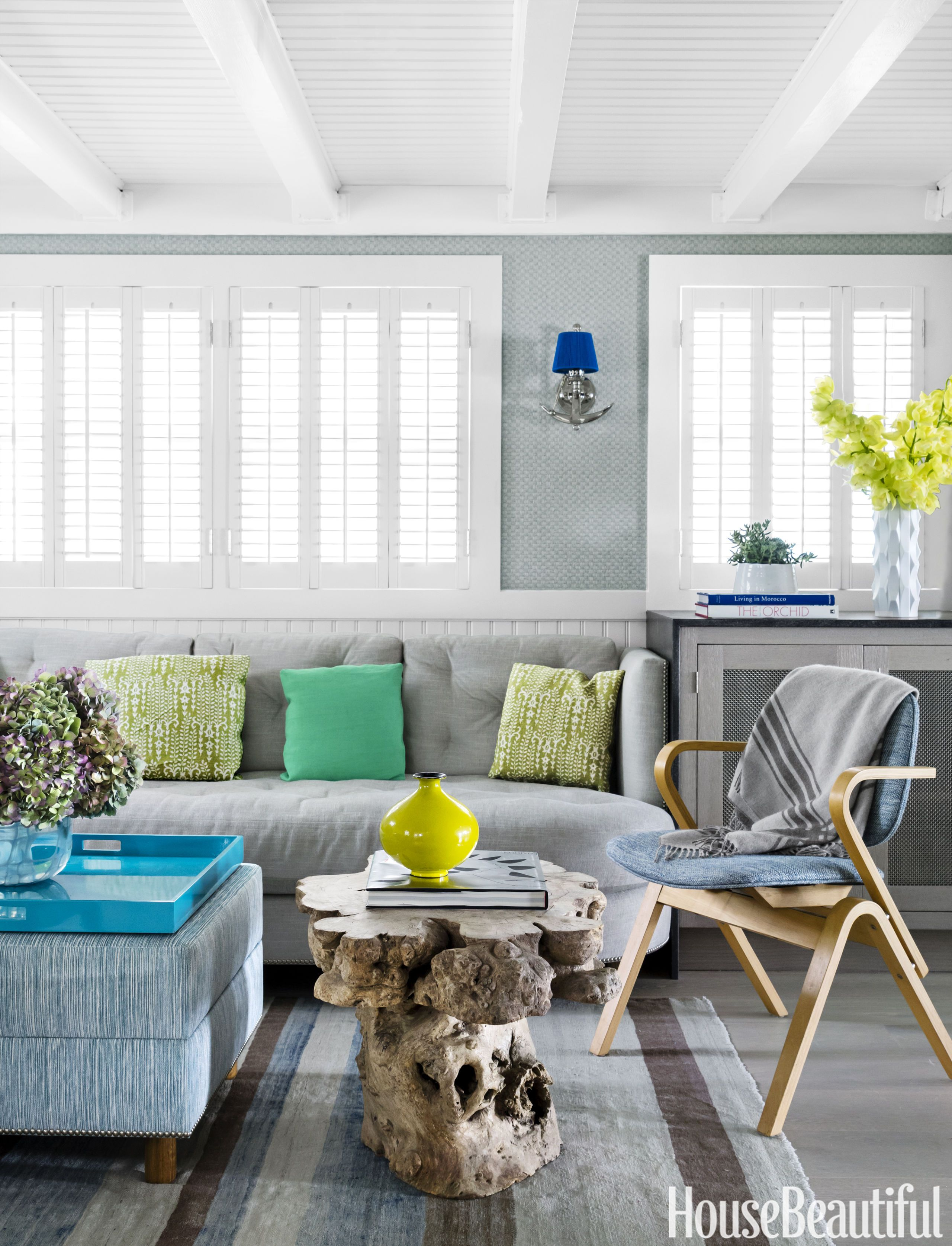 Image. James Merrell. Seaside Living Room