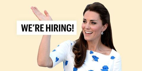 5 Amazing Jobs You Can Get With the Royal Family Right Now