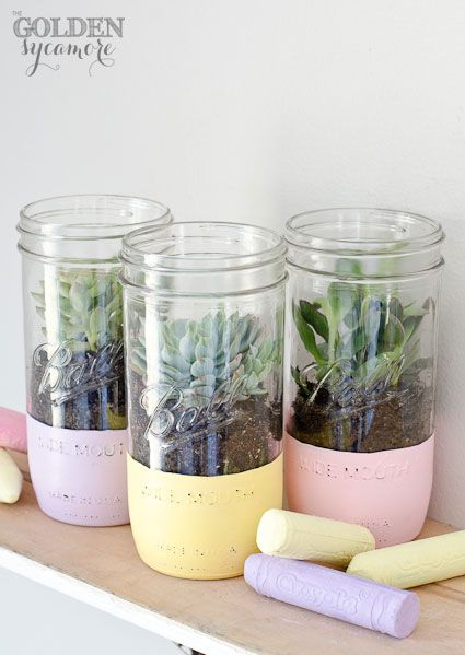 15 Diy Succulent Planters How To Make A Succulent Planter