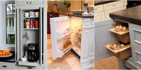 10 Totally Genius Cabinets Everyone Needs in Their Home