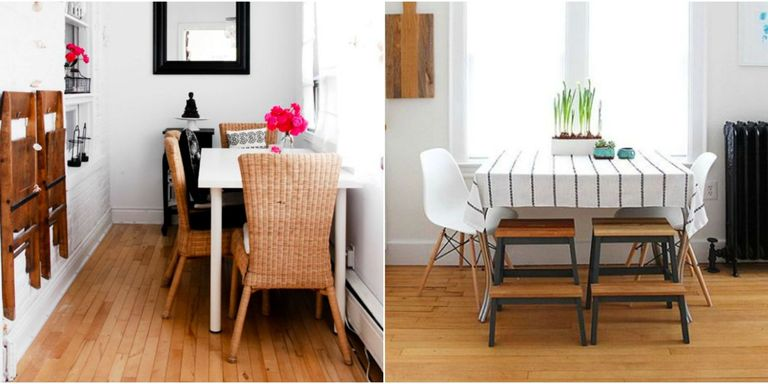 Small Space Seating Tricks - How to Add More Seating to Tiny Homes