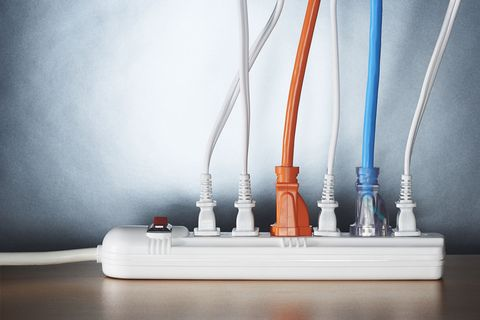 home energy efficiency power strips