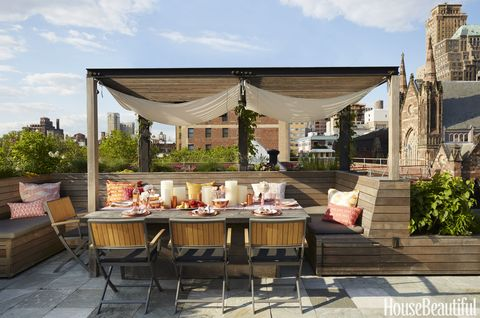 rooftop patio ideas