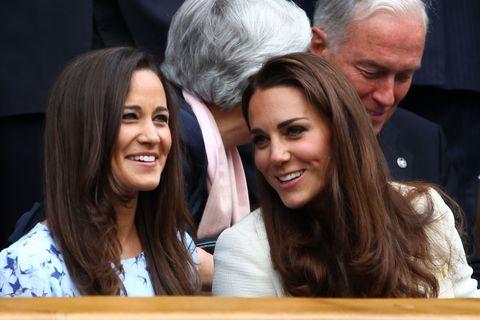 The Royal Reason Kate Middleton Might Not Be a Bridesmaid at Pippa's Wedding