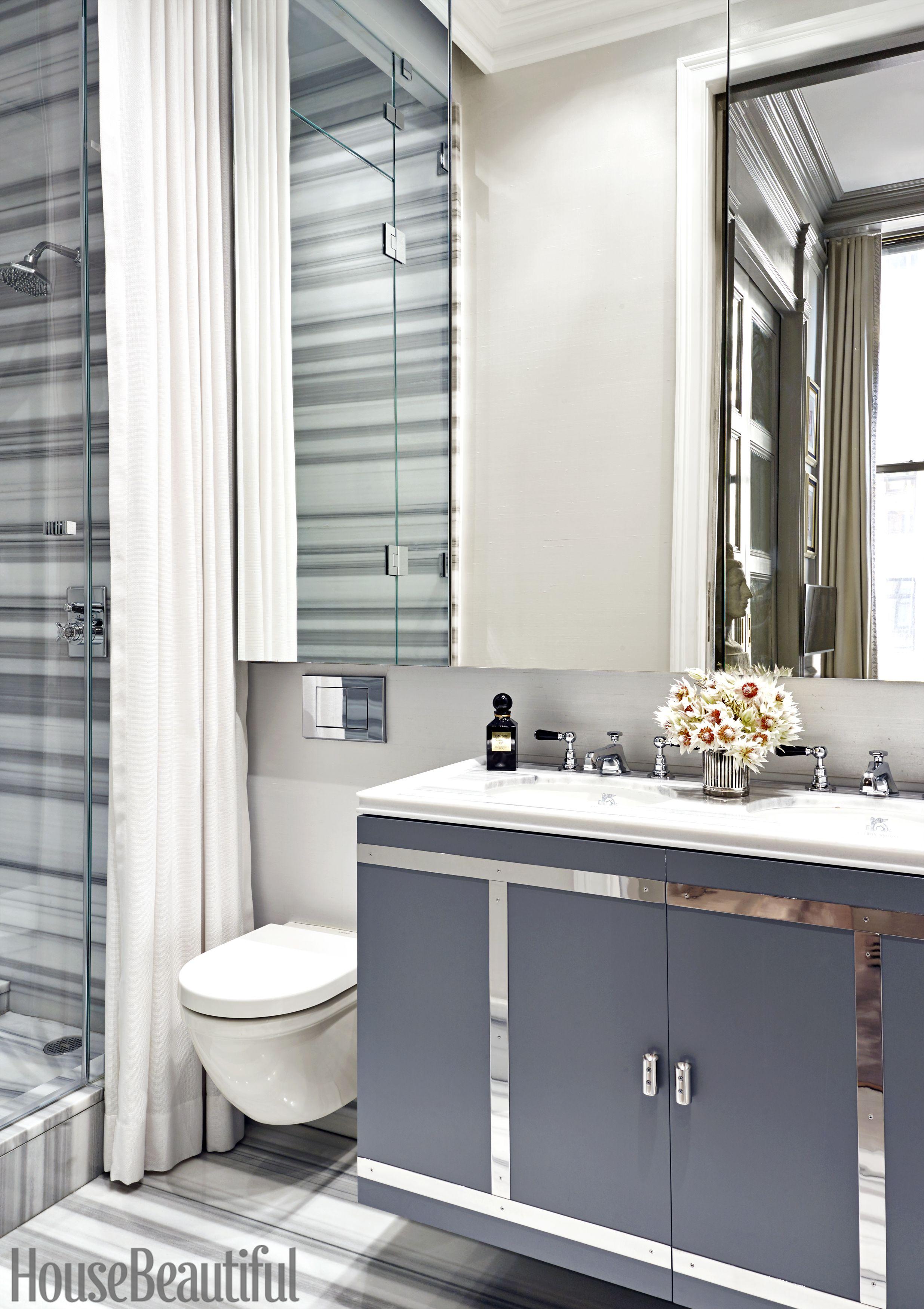 Simple Big Bathroom Decorating Ideas