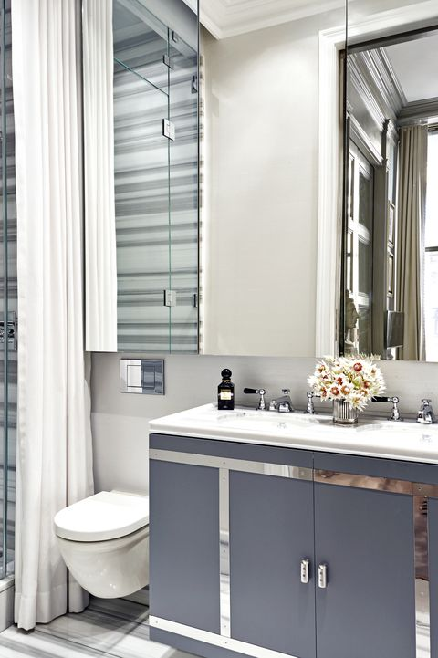 30+ Small Bathroom Design Ideas - Small Bathroom Solutions on design ideas for wooden letters, design ideas for closets, design ideas for wet bars, design ideas for small home, design ideas for living rooms, design ideas for small bedrooms, design ideas for small kitchens, design ideas for small basements, design ideas for small porches, design ideas for small windows, design ideas for small yards, design ideas for kitchen cabinets, design ideas for small decks, design ideas for small offices,