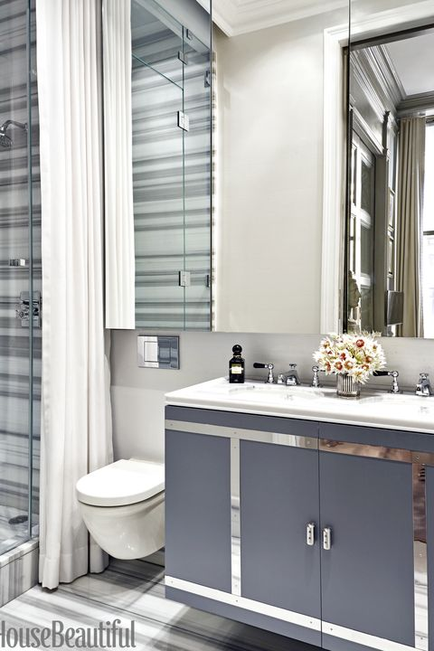 amir khamneipur gray bathroom