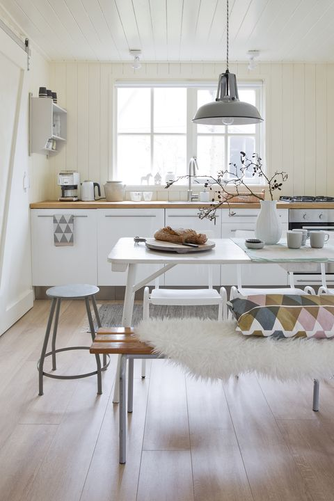 make your home feel brighter with nordic style