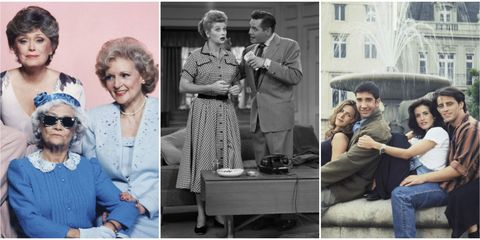 most popular tv shows through the years