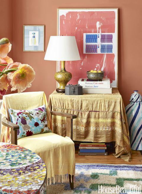 sara benjur living room