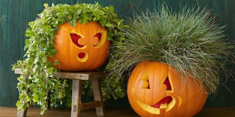 40 cool pumpkin carving designs creative ideas for jack o lanterns - Unique Pumpkin Carving Ideas