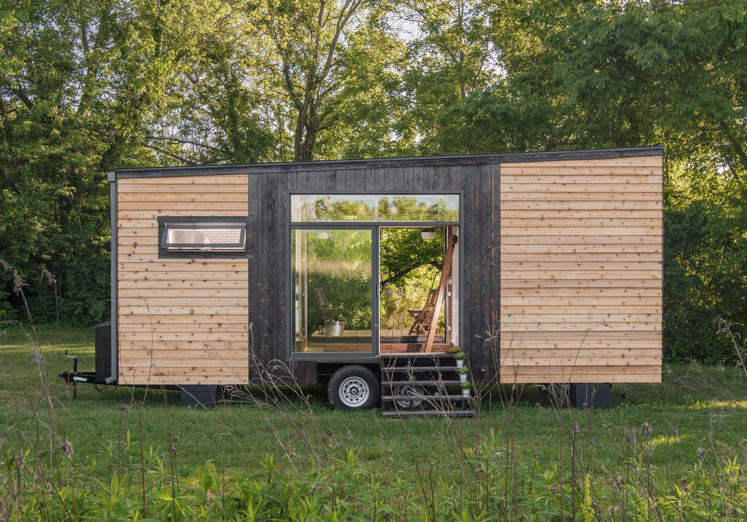 tiny houses & 10 Tiny Houses on Wheels - Portable Homes and Trailers