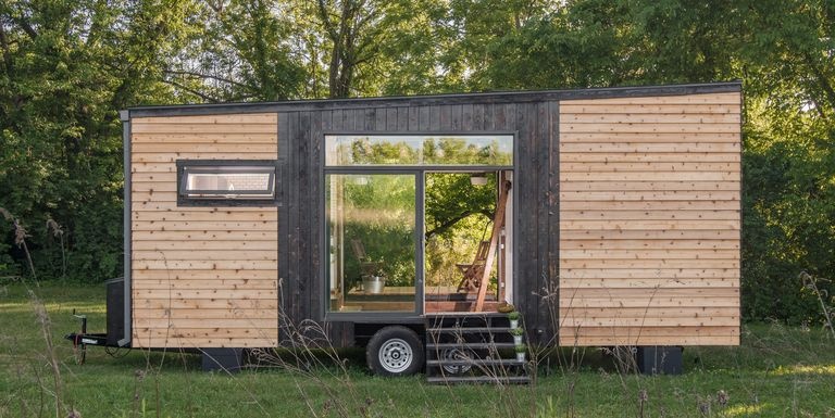10 Tiny Houses on Wheels - Portable Homes and Trailers