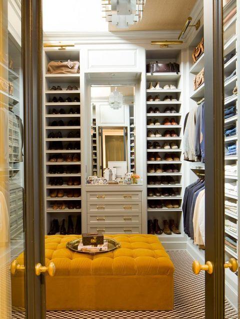 nate Berkus closet