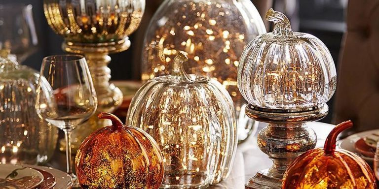 20+ Elegant Halloween Home Decor Ideas - How to Decorate for Halloween