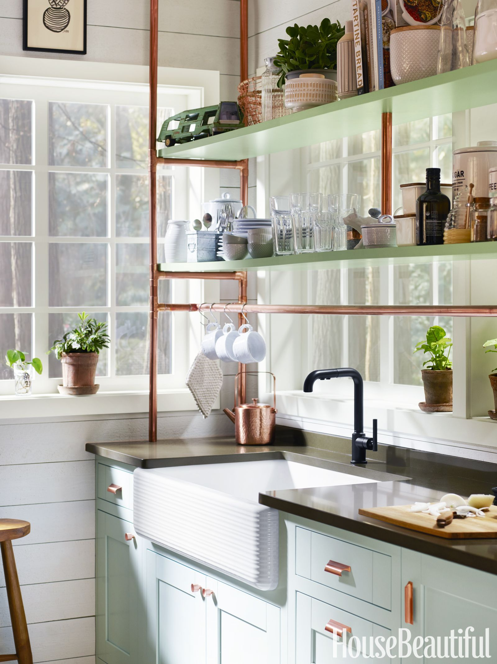 kitchen cabinet design ideas unique kitchen cabinets rh housebeautiful com