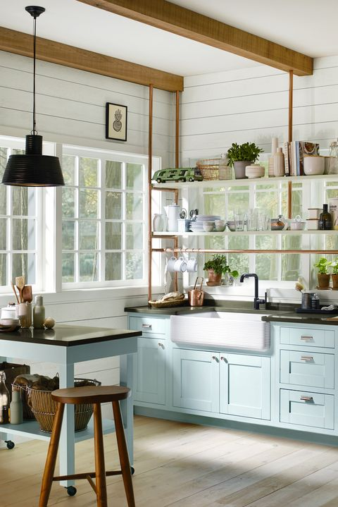 Small Kitchen Designs: 54 Best Small Kitchen Design Ideas