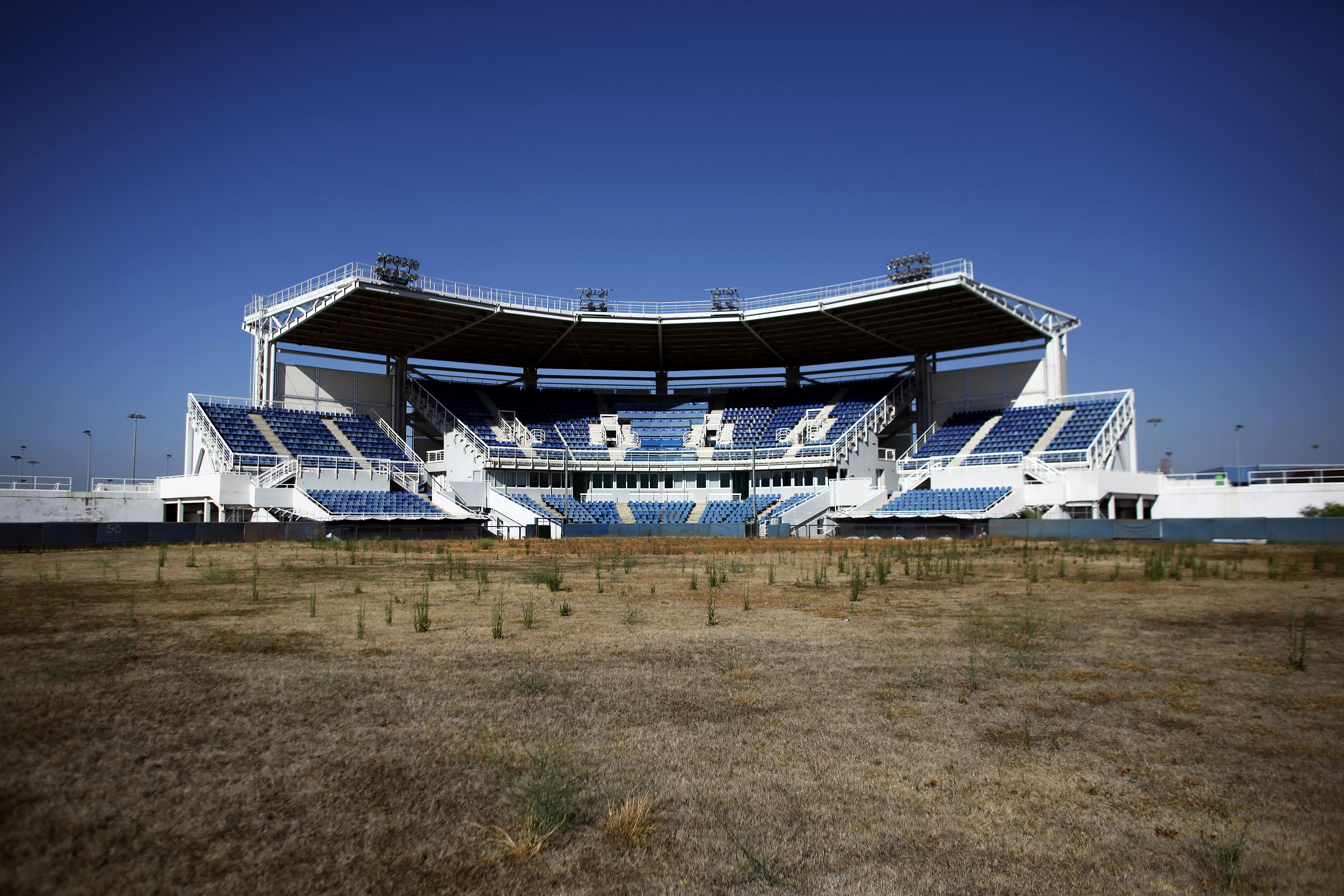 What Old Olympics Venues Look Like Today Abandoned Olympic Venues - 30 haunting images abandoned olympic venues