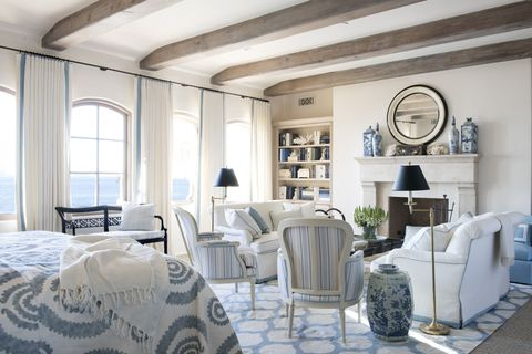 blue and white design: accent with porcelain