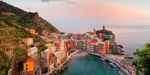 The Top 20 Honeymoon Destinations, According to Pinterest