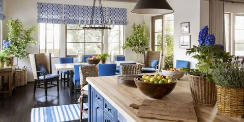 15 Ways to Decorate With Blue and White