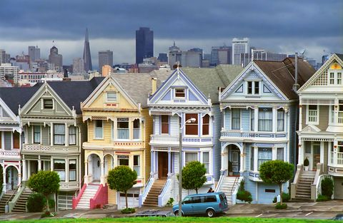 best cities to live in: san francisco, california