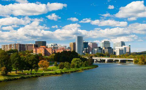 best cities to live in: arlington, virginia
