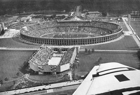 berlin 1936 olympics then