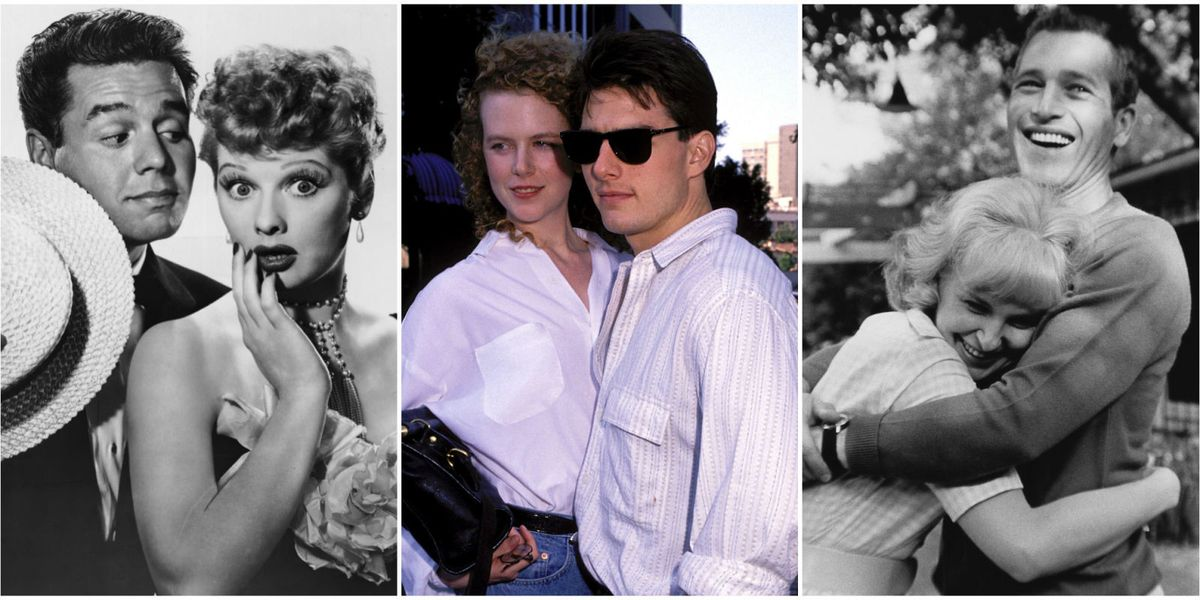 Find Out Which Celebrity Couple Ruled Hollywood the Year You Were Born