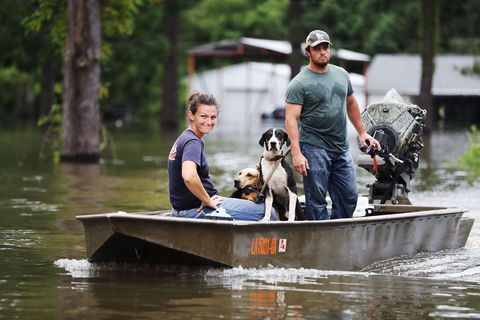 Louisiana floods
