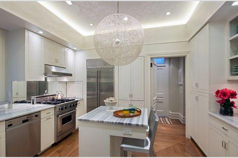 ina garten, nyc apartment kitchen