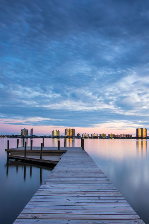 fall beach vacation ideas: gulf shores, alabama