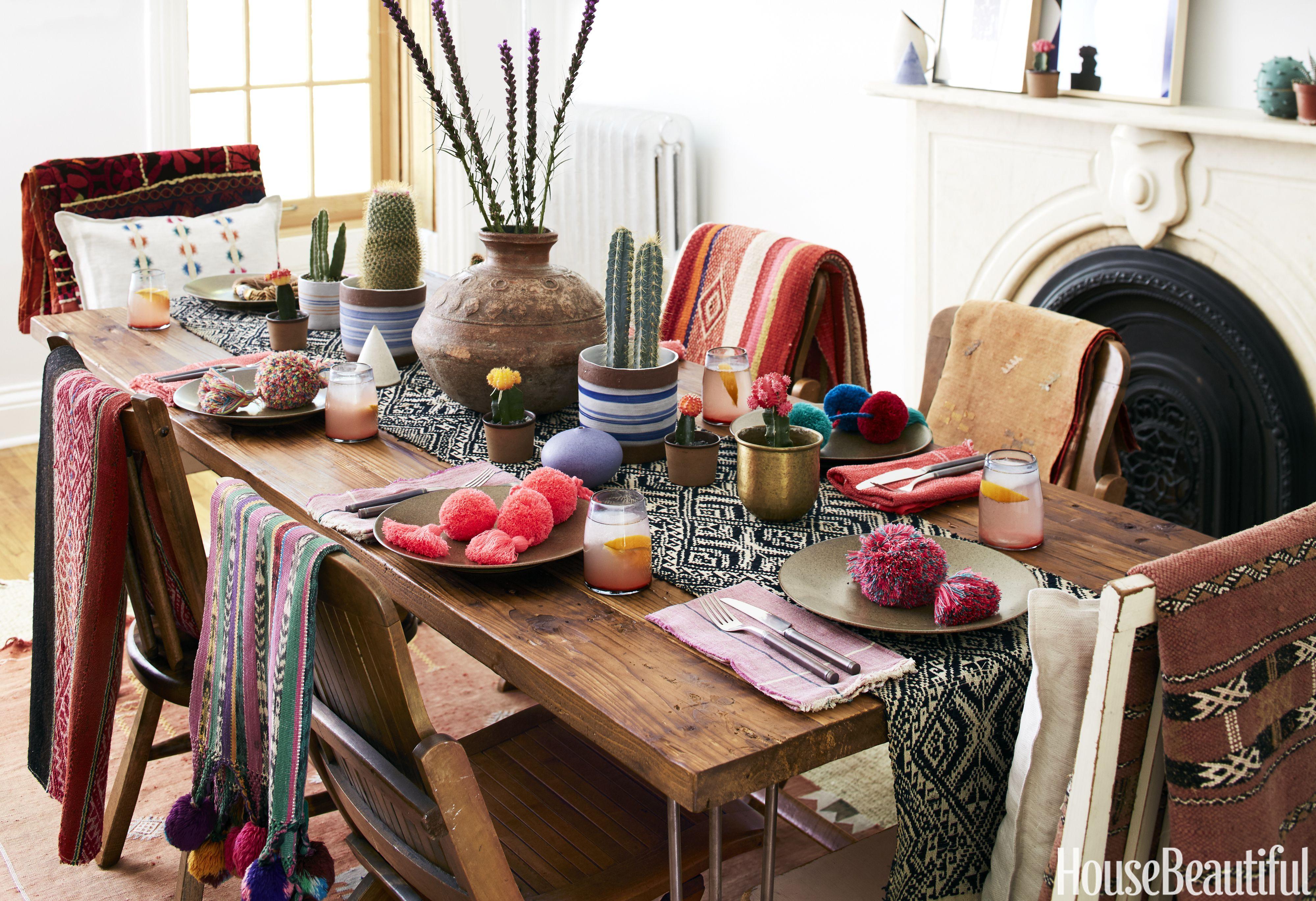 Table Decorating Ideas - Elegant Table Decor and Settings