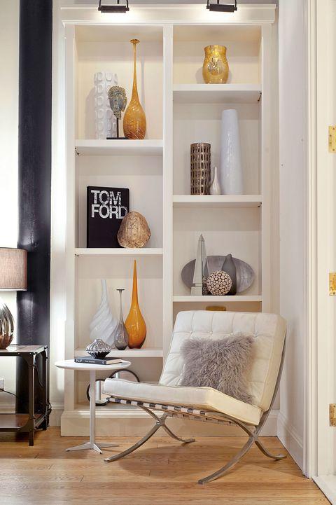 Understated Bookcase